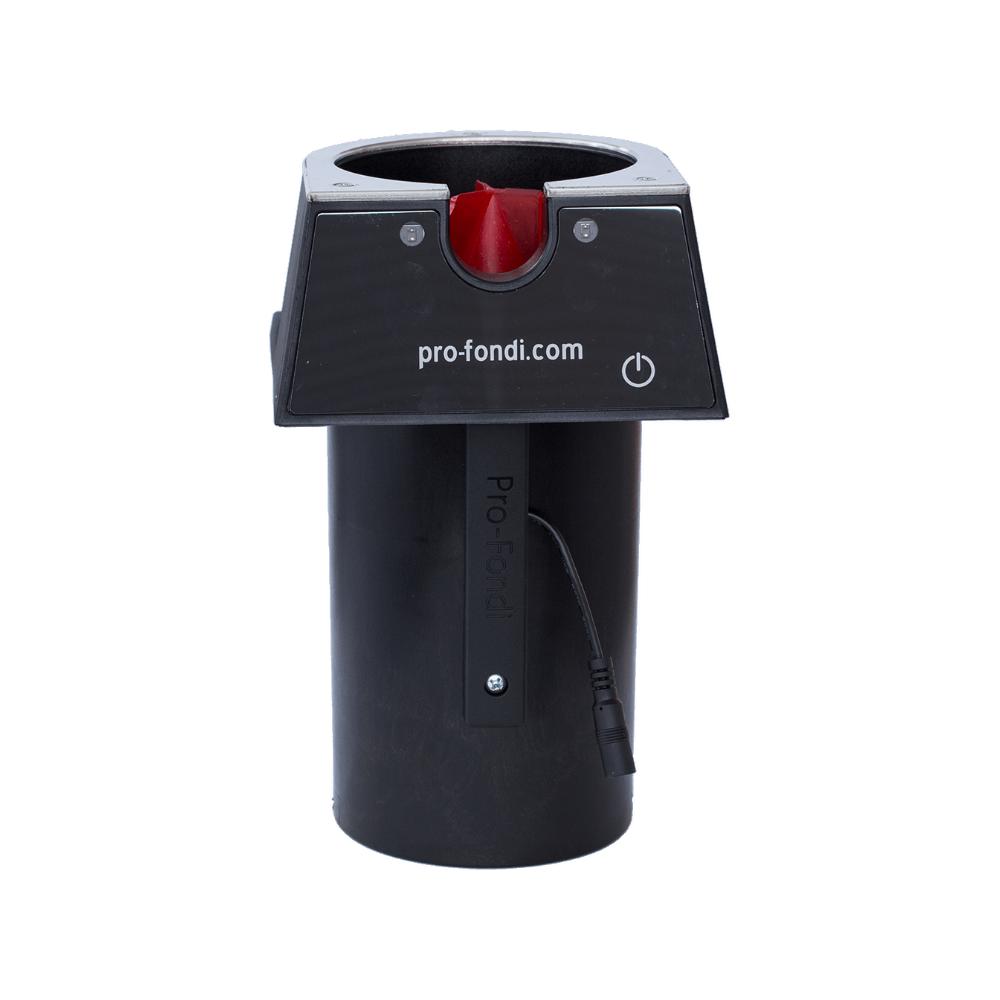 Electrische filterdrager-reiniger